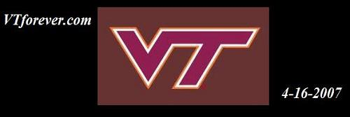 VA TECH Memorial website